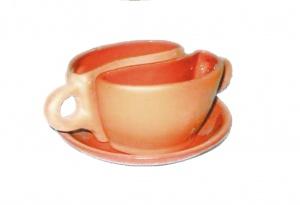 Чайная пара Дуэт (2х0,15л) - Арт. 058Кр