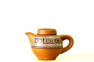 Чайник с ситечком (0,6л) - Арт. 087Ч