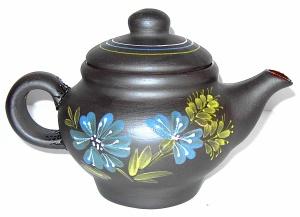 Чайник (0,7л) - Арт. 355Ч(м) - Полевые цветы