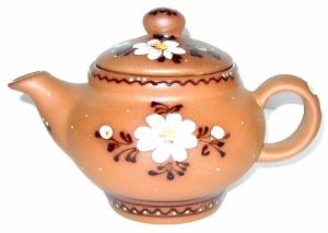 Чайник (0,7л) - Арт. 355Ч(м) - Ромашка