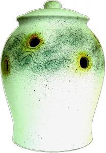 Жбан под картошку (20,0л) - Арт. 118Жб-Г(цв)